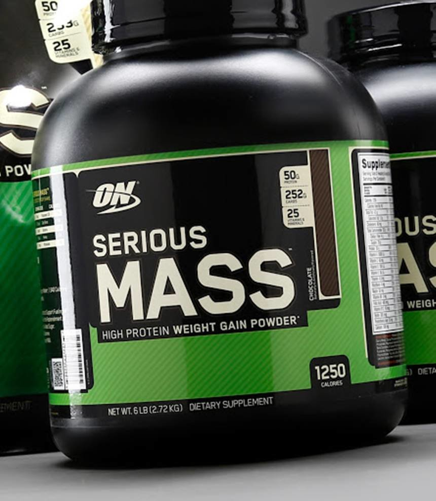Optimum Serious Mass recenzija Gainer za izgradnju mišića!