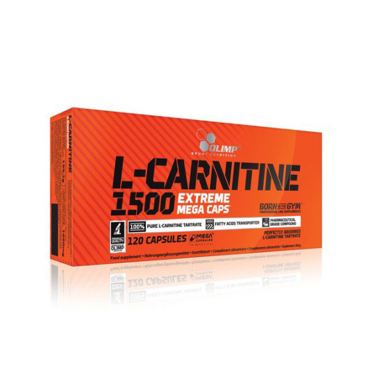 L-Carnitine 1500 EXTREME – Olimp Nutrition