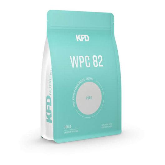 Proteini WPC 82 700g bez okusa - KFD Nutrition