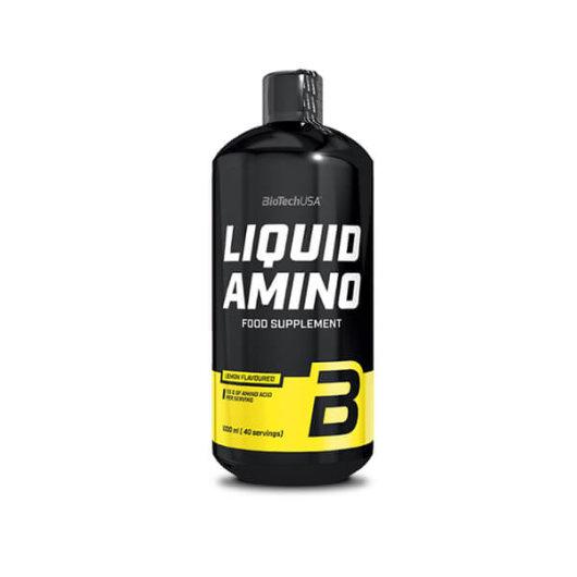 AMINO tekuće aminokiseline 1000ml naranča - Biotech USA