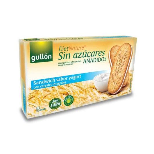 Keksi za dijabetičare s jogurtom Gullon u žutom pakiranju od 220 grama