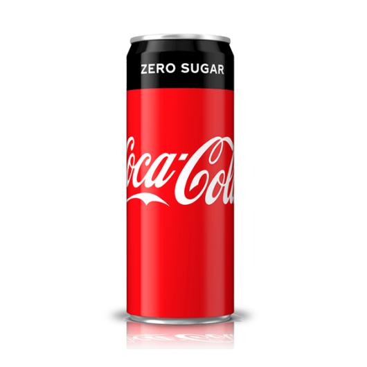 Coca cola Zero 330ml - Coca Cola