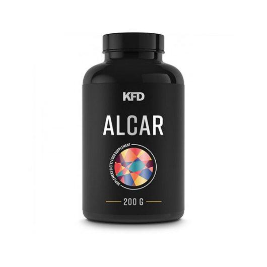 ALCAR Acetil L-karnitin 200 - KFD Nutrition