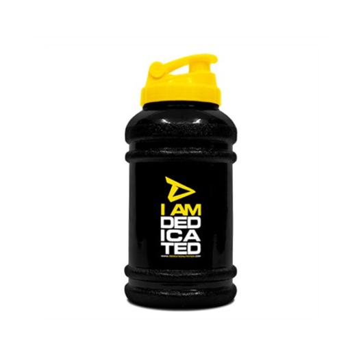 Boca za vodu sa žutim čepom zapremnine 2200ml