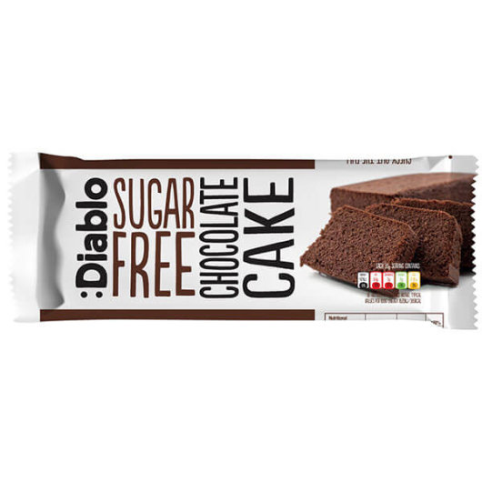 Čokoladni kolač bez šećera 200g - Diablo