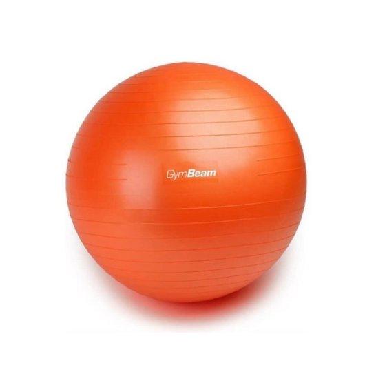 Fitness lopta 85cm NARANČASTA - GymBeam