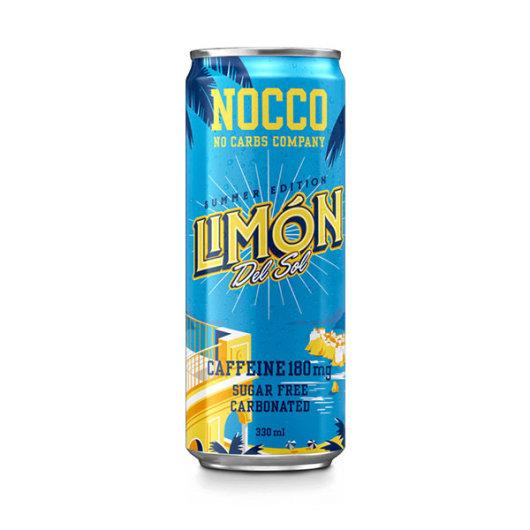 NOCCO BCAA napitak Limon Del Sol 330ml - NOCCO