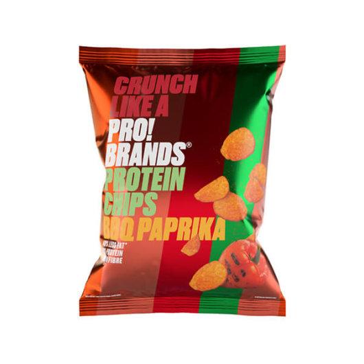 ProteinPRO čips 50g BBQ – FCB Sweden