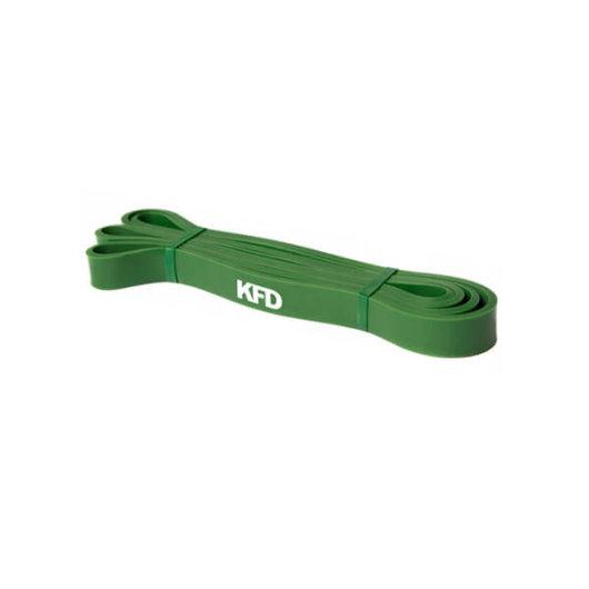 """""""Power Band"""" guma za vježbanje 2.1 zelena - KFD Nutrition"""