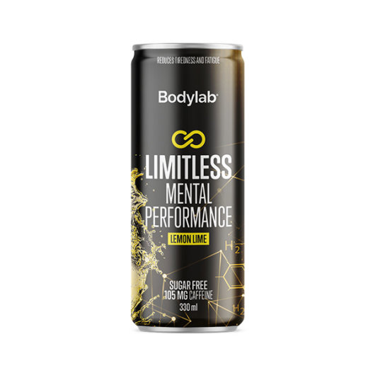 Limitless energetski napitak limun/limeta 330ml - Bodylab