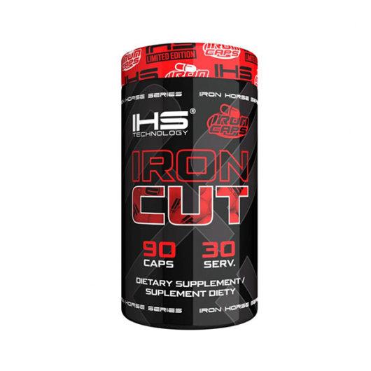 IHS Iron Cut fat burner 90 kapsula – IHS Nutrition