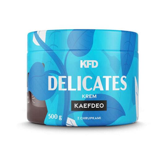 Mliječni namaz Cookies & Cream bez dodanog šećera 500g - KFD Nutrition