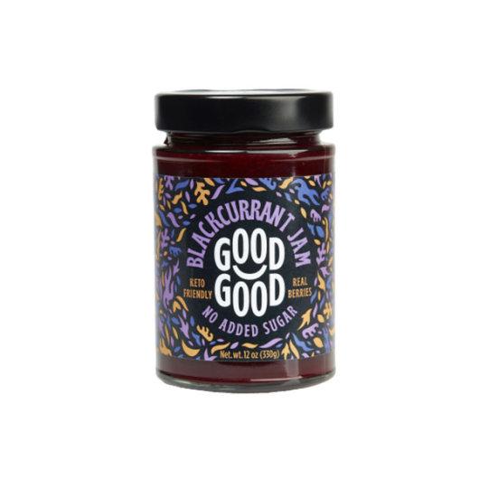 Džem od crnog ribiza sa stevijom 330g - Good Good