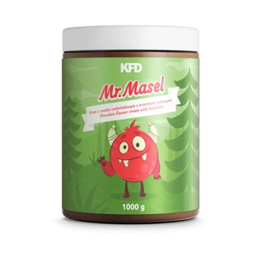 Čokoladni maslac od lješnjaka KFD u posudici od 1000 grama