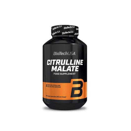 Citrulin Malat 90 kapsula - Biotech USA