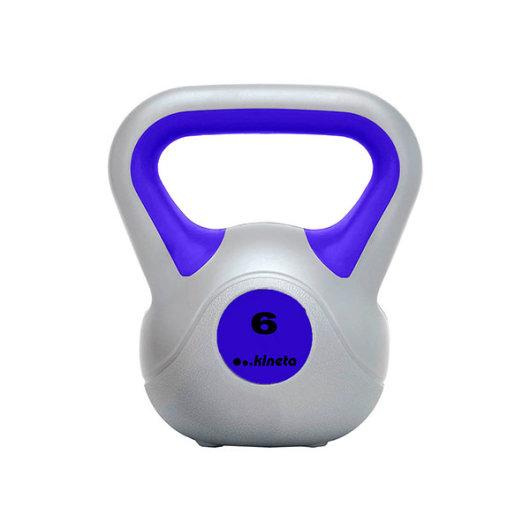Girja/Kettlebell HOME plastična 6kg - Kineta