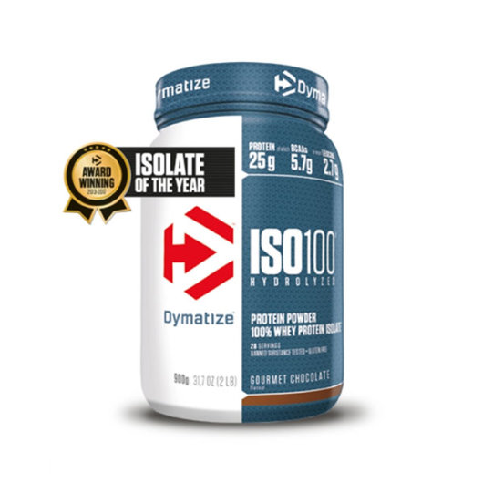 ISO100 Protein 900g čokolada – Dymatize