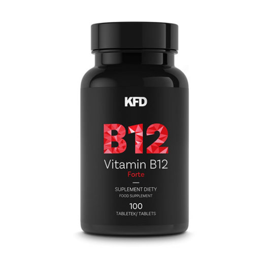 Vitamin B-12 Forte 100 tableta - KFD Nutrition