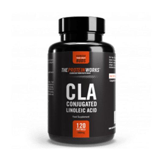 CLA 120 kapsula –The Protein Works
