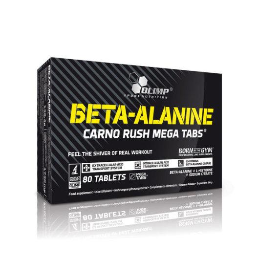 OLIMP Beta Alanine 80 tableta – Olimp Nutrition