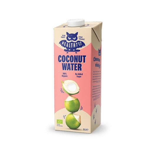 Organska kokosova voda HealthyCo u tetrapaku od 1000ml