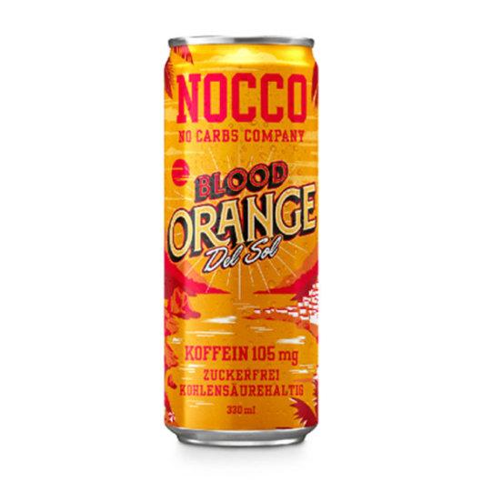 NOCCO BCAA napitak Blood Orange 330ml - NOCCO