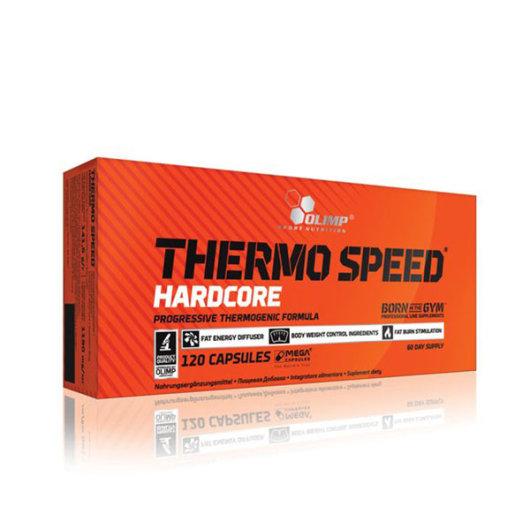 OLIMP Thermo Speed Hardcore 120 kapsula – Olimp Nutrition