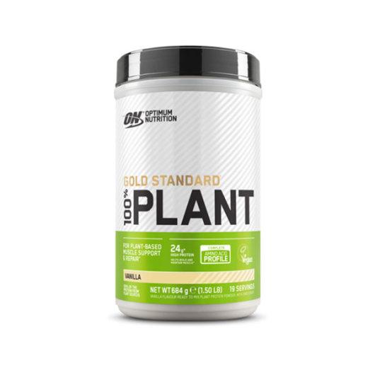 Gold Standard 100% biljni protein 684g vanilija  – Optimum Nutrition