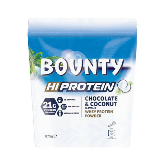 Bounty HI Protein Whey 875g - Snickers