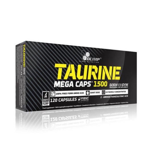OLIMP Taurine 120 kapsula – Olimp Nutrition