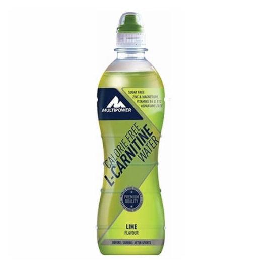 L-Carnitine voda 500ml lime - Multipower