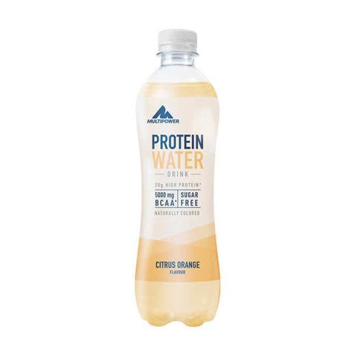 Proteinska voda 500ml naranča - Multipower