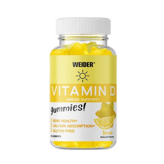 Vitamin D gummies 50kom - Weider