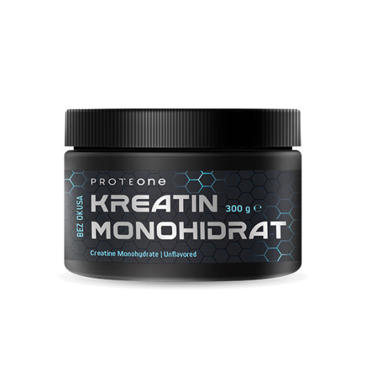 Kreatin monohidrat 300g bez okusa - ProteONE
