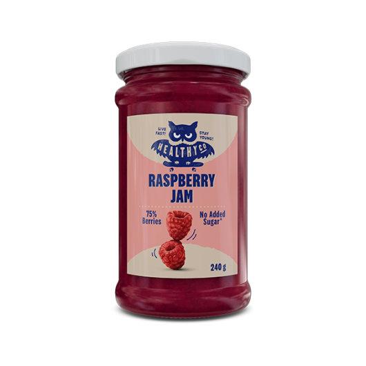 Džem od Maline 240g bez dodanog šećera - HealthyCO