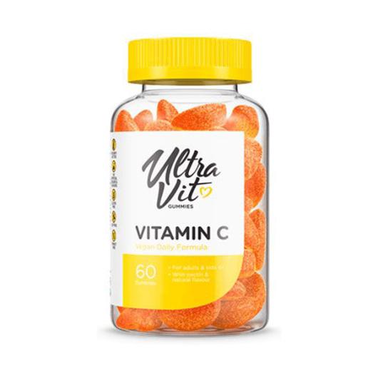 Vitamin C gummies 60kom - Ultravit