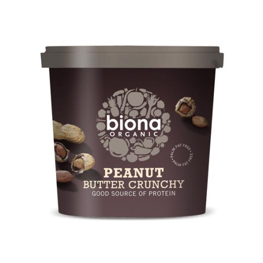 Organski Maslac od kikirikija Biona u plastičnoj posudici od 1000 grama