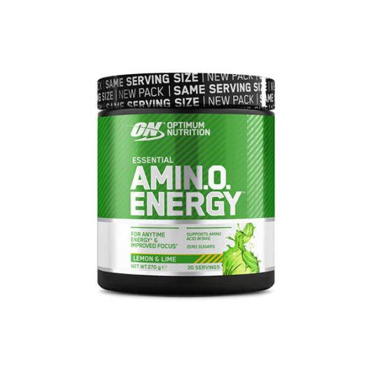 Amino Energy 270g limun/limeta  – Optimum Nutrition