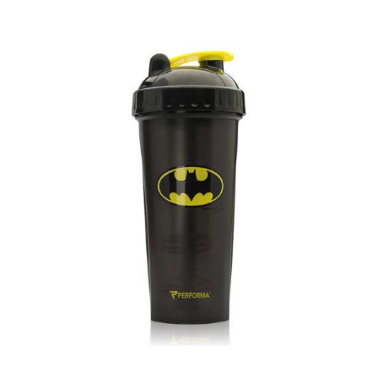 Batman shaker u crnoj boji s logom