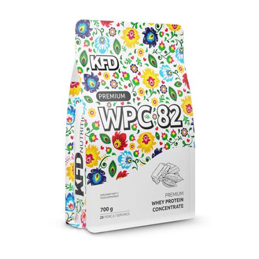 Proteini u prahu u KFD u šarenoj vrećici od 700 grama