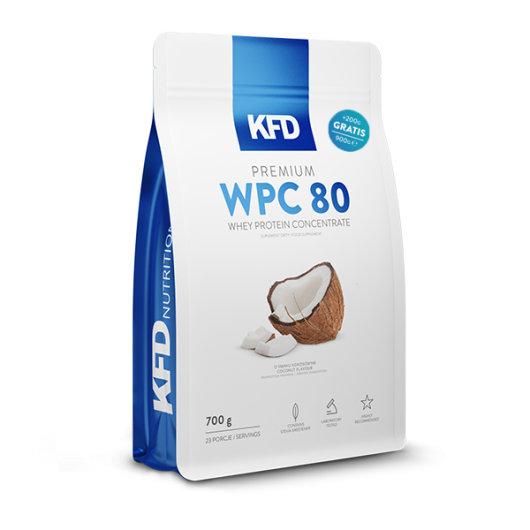 Proteini u prahu u KFD u bijelo plavoj vrećici od 900 grama
