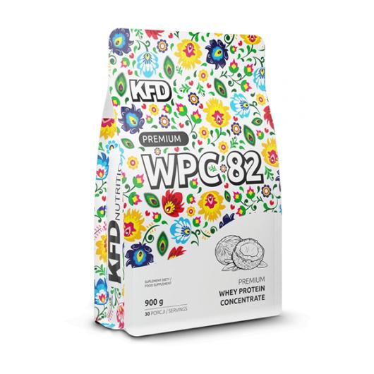 Proteini u prahu u KFD u šarenoj vrećici od 900 grama