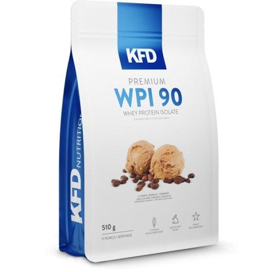 Izolat proteina u prahu KFD u bijelo plavoj vrečici od 510 grama