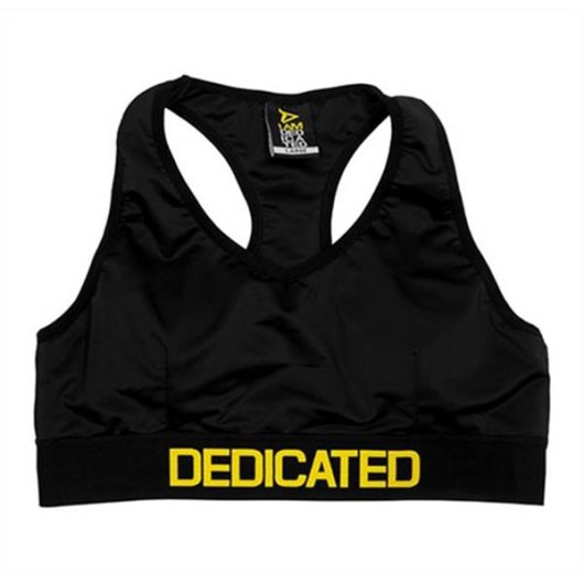 Ženski sportski grudnjak vel. S - Dedicated Nutrition
