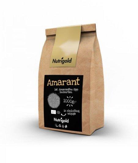 Organski nutrigold Amarant u smeđoj vrečici od 1000 grama