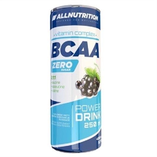Napitak BCAA od 250ml Allnutrition u plavoj limenci