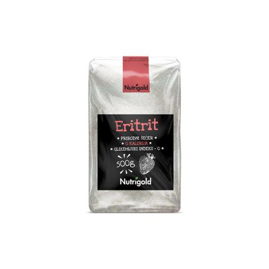 Eritrit prirodni zaslađivač 500g - Nutrigold