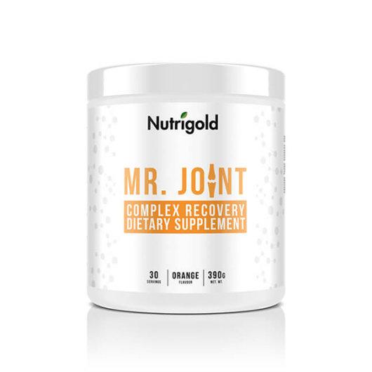 Mr. Joint Napitak za zdravlje zglobova s vitaminima Nutrigold u pakiranju od  390 grama