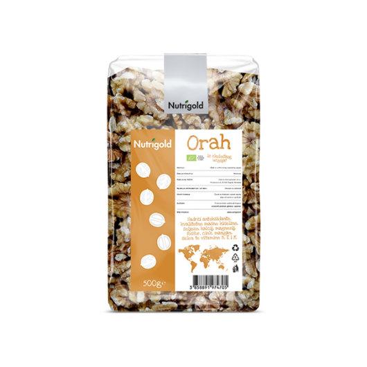 Organski Orah jezgra Nutrigold od 500 grama
