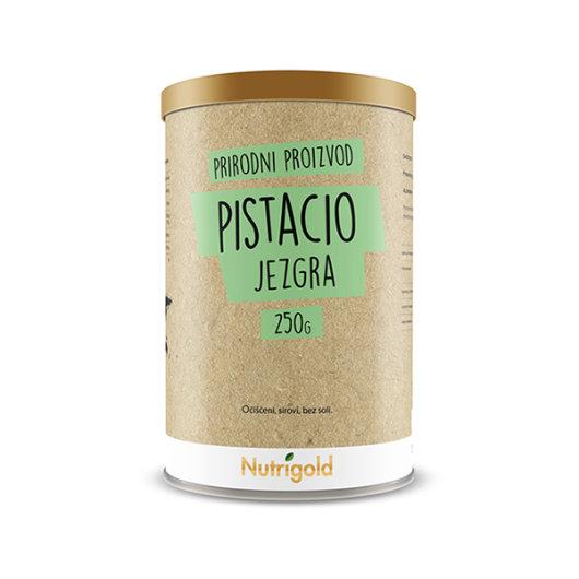 Pistacio jezgra Nutrigold u posudici od 250 grama